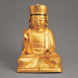 목조관세음보살좌상(木造觀世音菩薩坐像)
