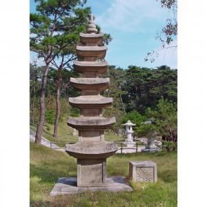 수덕사 칠층 석탑