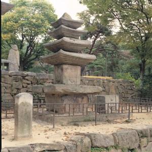 안국사지 석탑